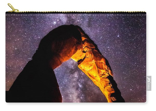 Milky Way Explorer Carry-all Pouch