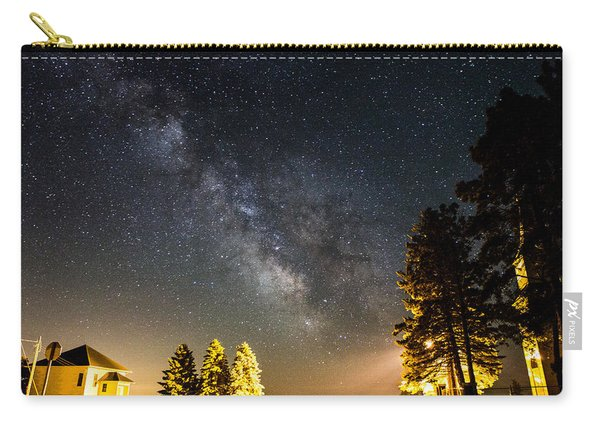 Milky Way From Oldham South Dakota Usa Carry-all Pouch