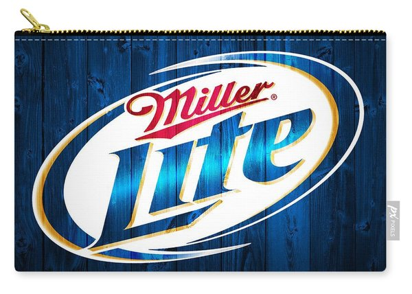 Miller Lite Barn Door Carry-all Pouch