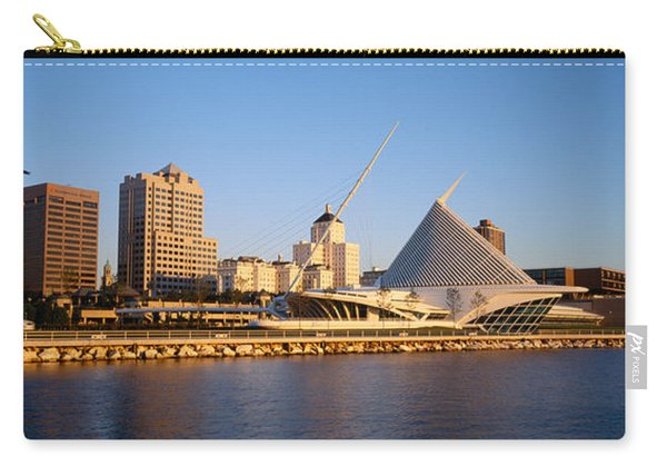 Milwaukee Art Museum Milwaukee Wi Carry-all Pouch