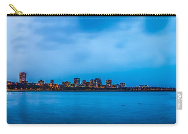 Milwaukee Skyline - Version 2 Carry-all Pouch