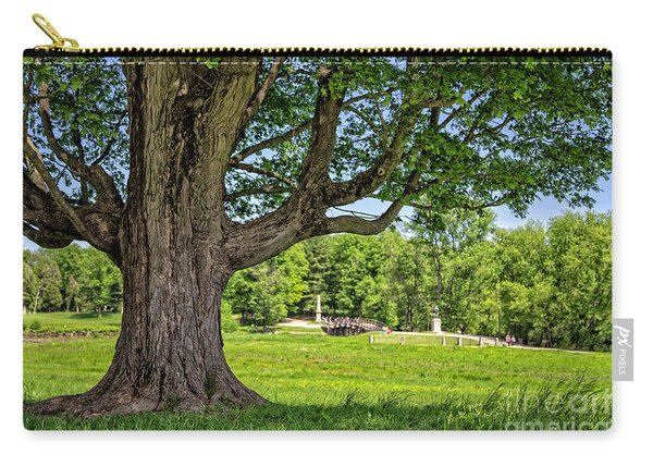 Minute Man National Historical Park  Carry-all Pouch