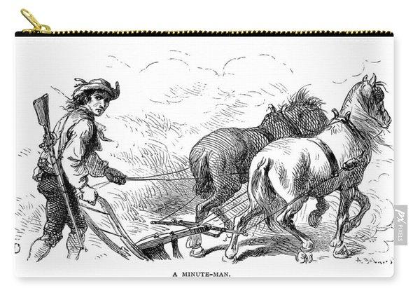 Minuteman: Farmer, 1776 Carry-all Pouch