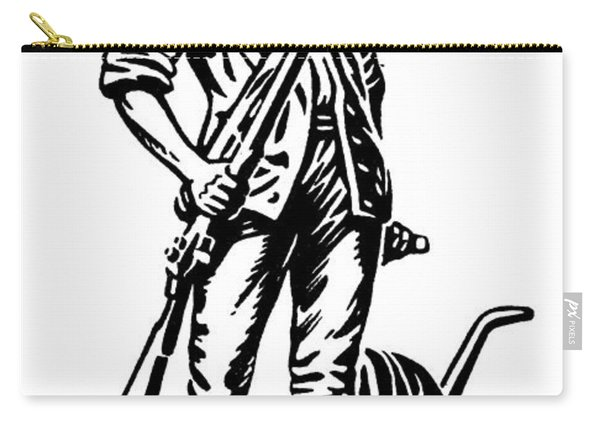 Minutemen Carry-all Pouch