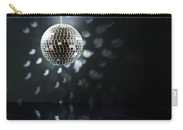 Mirrorball Carry-all Pouch
