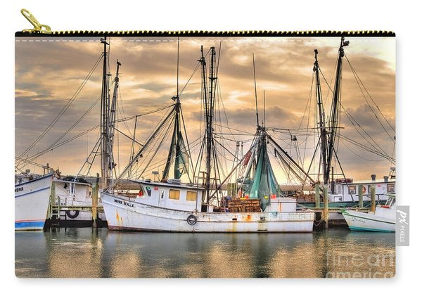 Miss Hale Shrimp Boat Carry-all Pouch