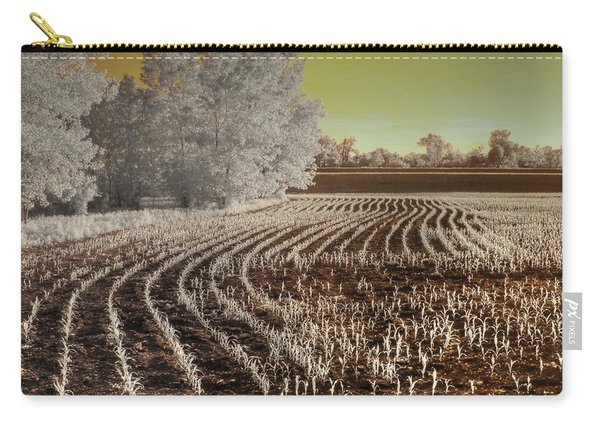 Missouri Corn Field Carry-all Pouch