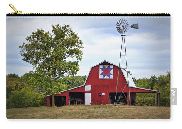 Missouri Star Quilt Barn Carry-all Pouch