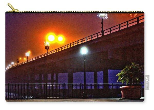 Misty Bridge Carry-all Pouch