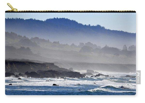 Misty Coast Carry-all Pouch