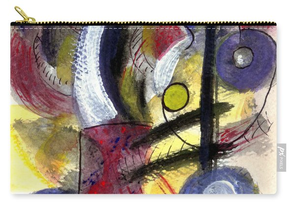 Misty Moon Carry-all Pouch