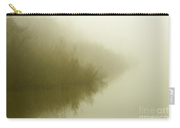 Misty Morning Reflection. Carry-all Pouch