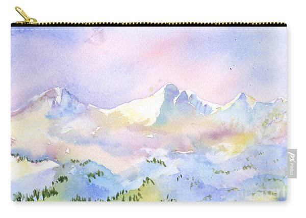 Misty Mountain Carry-all Pouch