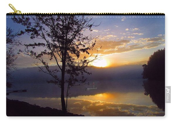 Misty Reflections Carry-all Pouch