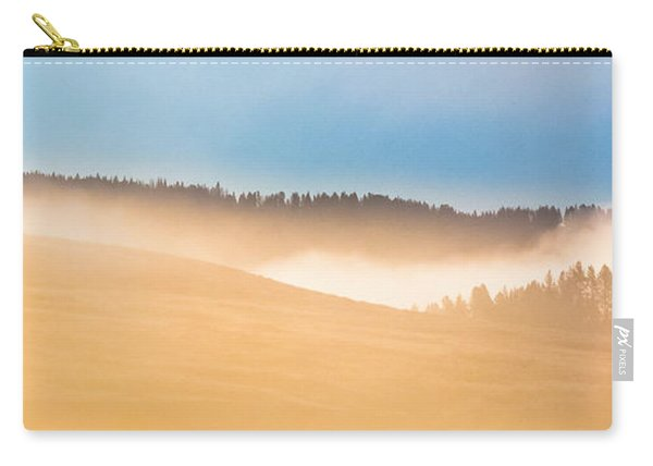 Misty Yellowstone   Carry-all Pouch