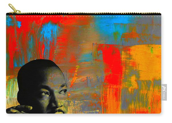 Mlk Dreams Carry-all Pouch