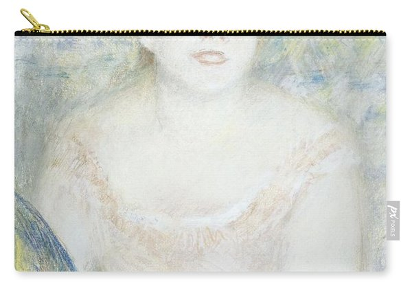 Mademoiselle Jeanne Samary Carry-all Pouch