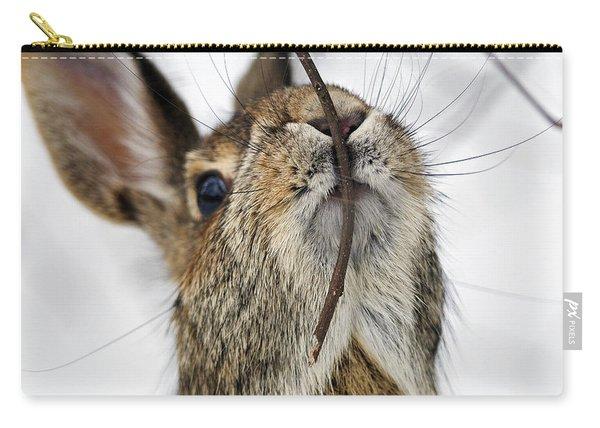 Mmm.. I Like Twiggy... Carry-all Pouch