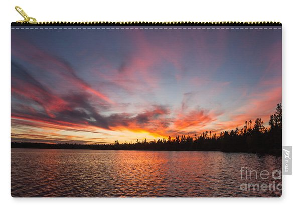 Mn Sunset Symphony Carry-all Pouch