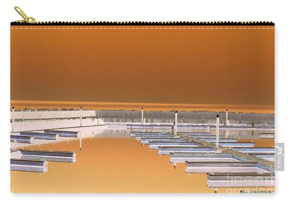 Mocha Dock Carry-all Pouch