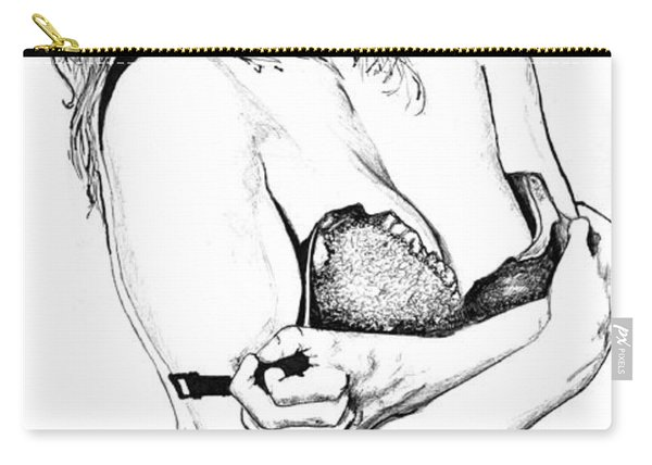Model Carry-all Pouch