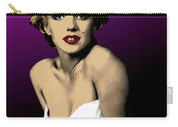 Modern Marilyn Carry-all Pouch