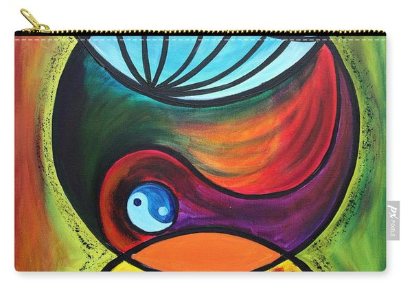 Molecules Of Emotion Carry-all Pouch