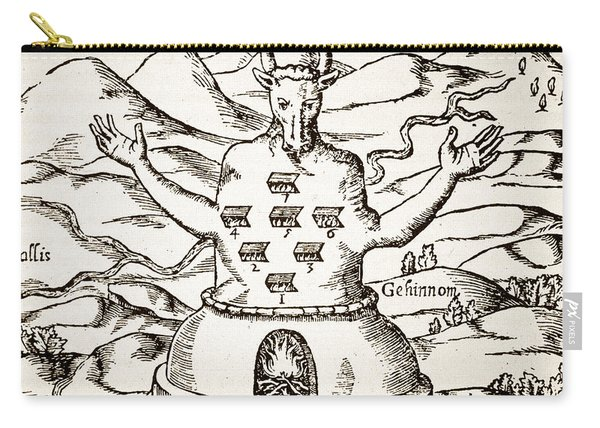 Moloch Carry-all Pouch