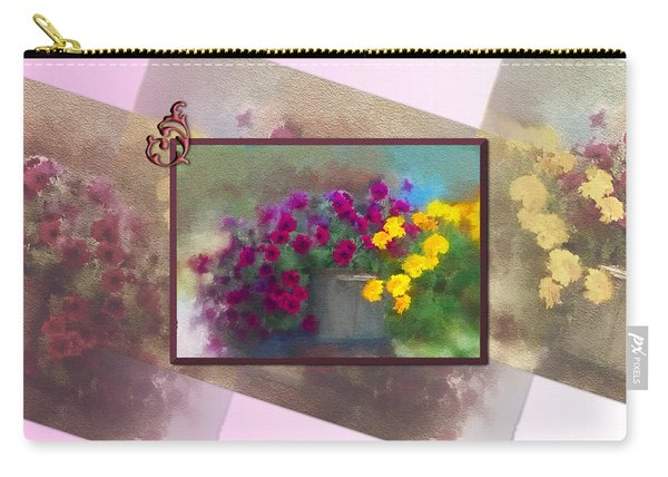 Moms Garden Art Carry-all Pouch