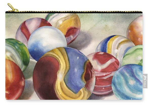 Mom's Marble Shooter Carry-all Pouch