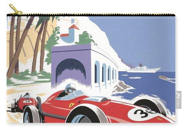 Monaco Grand Prix 1958 Carry-all Pouch