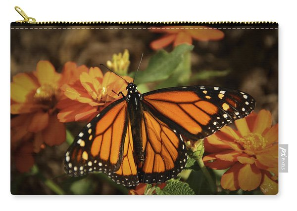 Monarch Spotlight. Carry-all Pouch