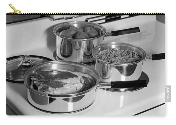 Monarch Stove Top With Dinner Carry-all Pouch