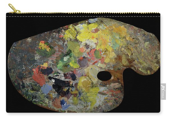 Palette Belonging To Claude Monet Carry-all Pouch
