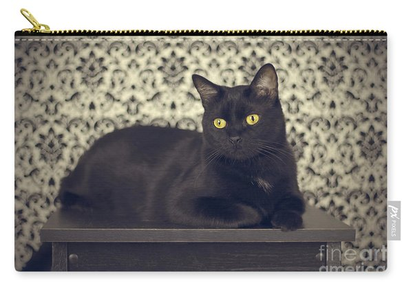 Mongo The Robust Cat Carry-all Pouch