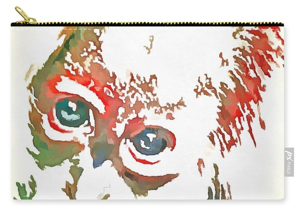 Monkey Pop Art Carry-all Pouch