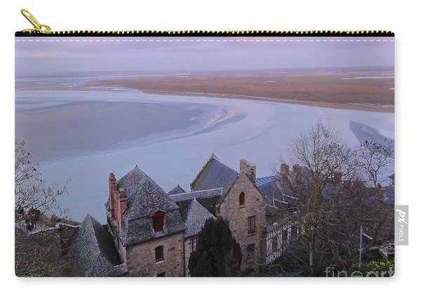 Mont St Michel Tower View Carry-all Pouch