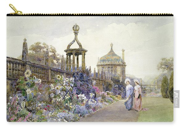 Montacute, Sunflowers, 1886 Carry-all Pouch