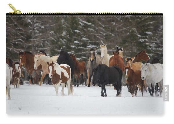Montana Herd Carry-all Pouch