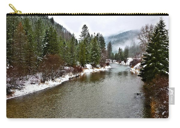 Montana Winter Carry-all Pouch