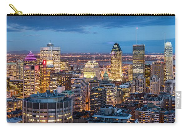 Montreal Panorama Carry-all Pouch