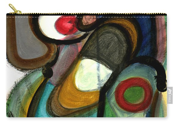 Moody Blues Carry-all Pouch
