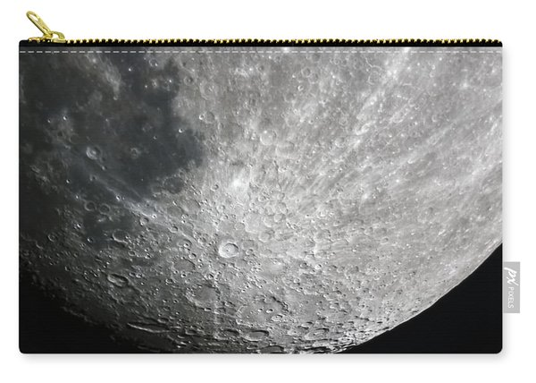 Moon Hi Contrast Carry-all Pouch