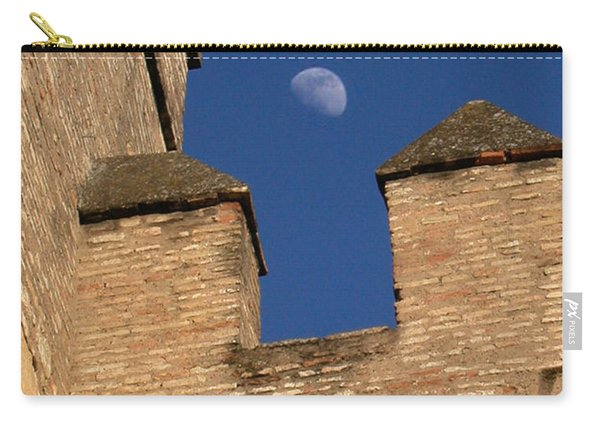 Moon Over Alcazar Carry-all Pouch