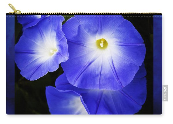 Moonglow On Blue Carry-all Pouch