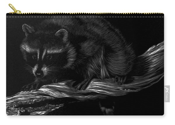 Moonlight Bandit Carry-all Pouch