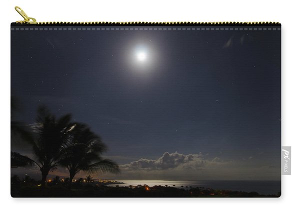 Moonlit Bay Carry-all Pouch