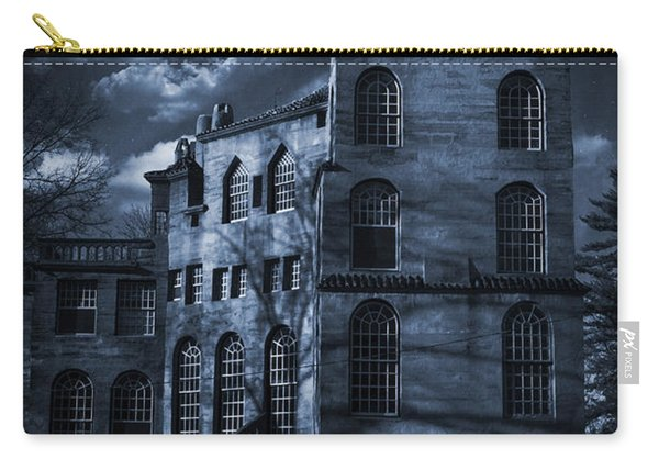 Moonlit Fonthill Carry-all Pouch