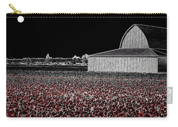 Moonlit Tulips Carry-all Pouch
