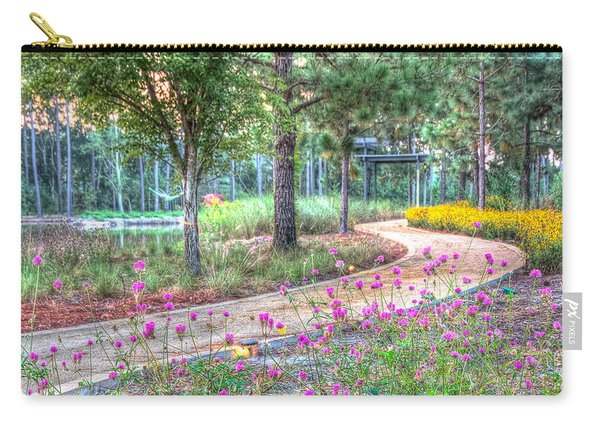 Moore Garden Stroll Carry-all Pouch